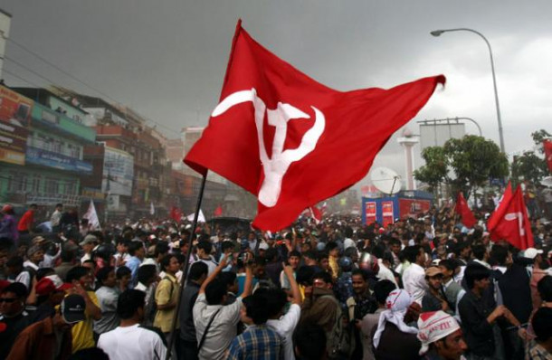 Nepalski maoisti