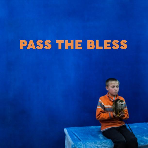 Darla Smoking: Pass The Bless