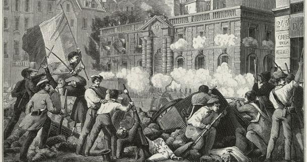 Junijski upor v Parizu