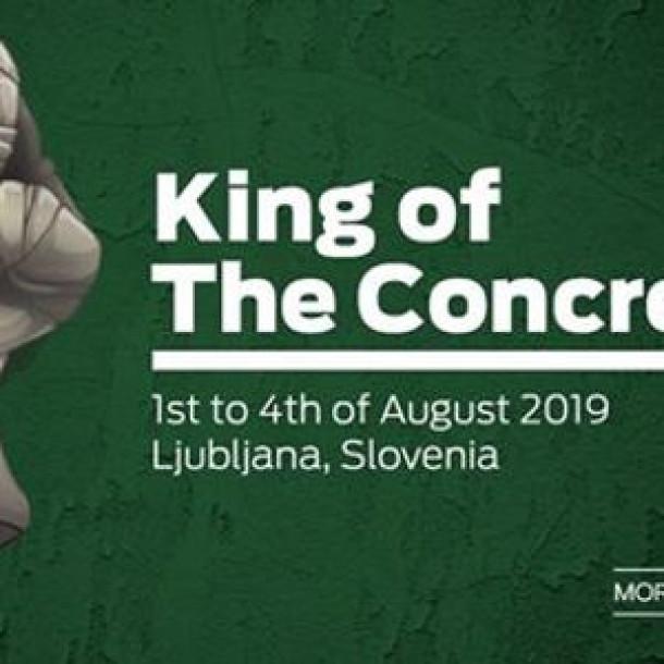 King of the Concrete, Ljubljana