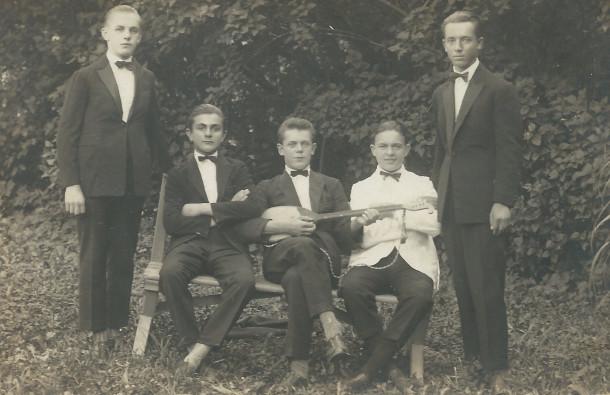 Spomin iz Dobrne 6. 8. 1927