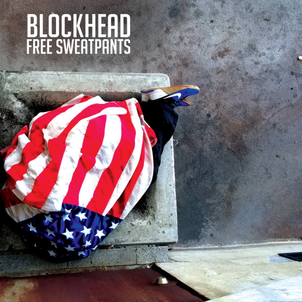 Blockhead - Free Sweatpants