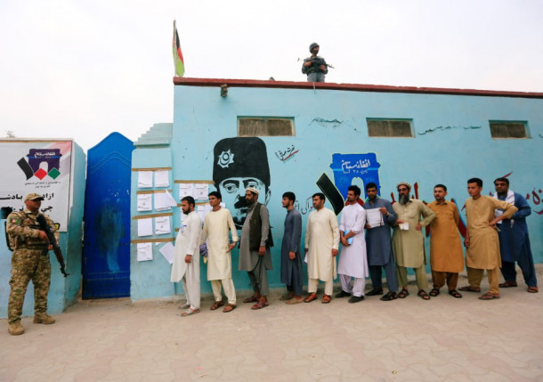 Volitve v Afganistanu