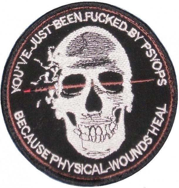 psyops badge