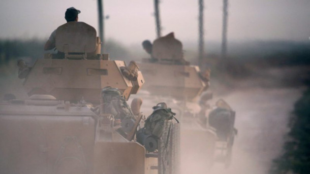 Turška invazija na Sirijo