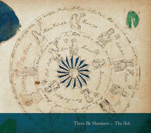 Boštjan Simon There Be Monsters: The Ark