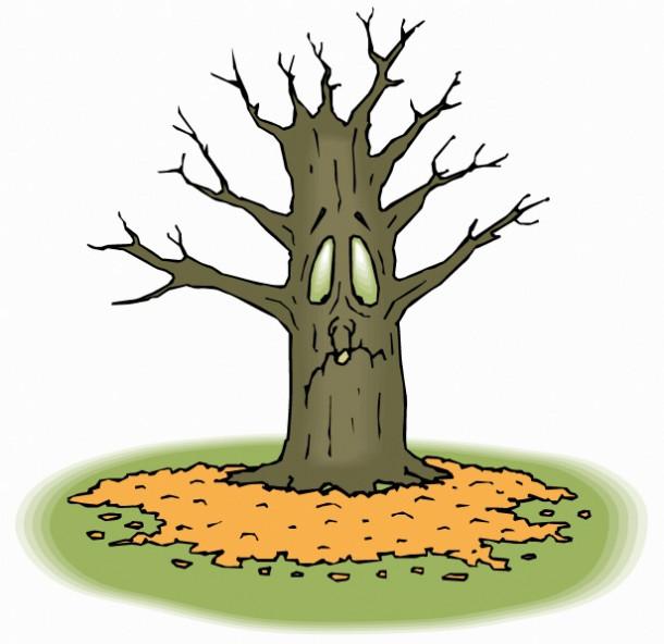 uboga velenjska drevesa