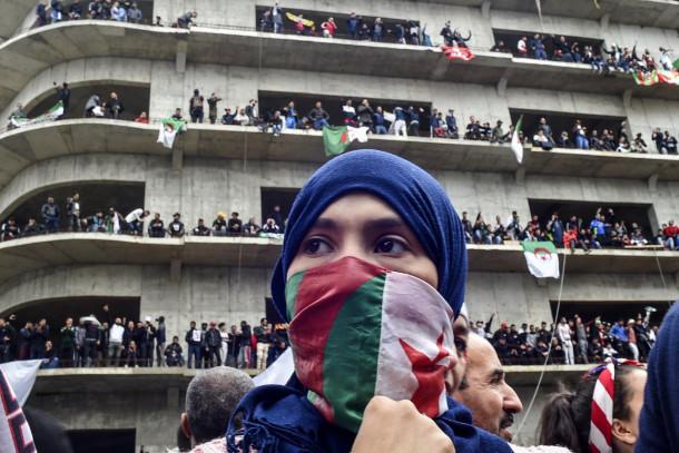Alžirski protesti