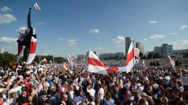 Beloruski protesti.
