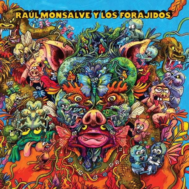 Raúl Monsalve y los Forajidos: Bichos