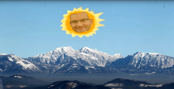 Marjan - sonce kamniških alp