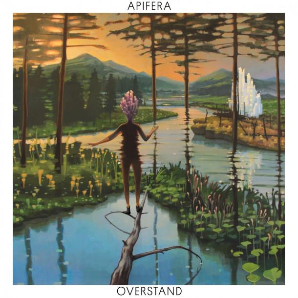 Naslovnica albuma Overstand skupine Apifera